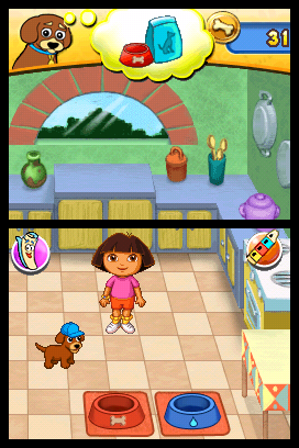 Your Local Guardian: Game review: Dora Puppy - Nintendo DS