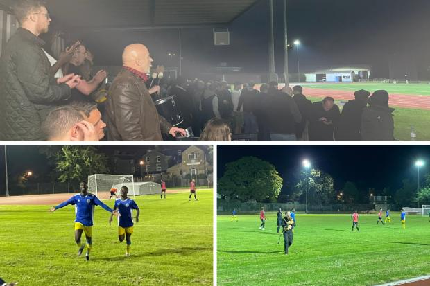 Your Local Guardian: Six days in, and Toby has already seen an array of different teams play - @TobyPalmer