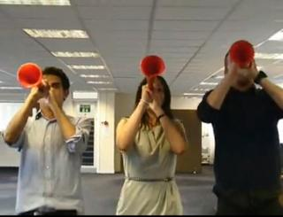 Video: Things to do with your Vuvuzela