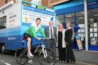 Pedal power raises thousands for terminally ill children
