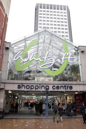 Westfield link to Croydon Whitgift move