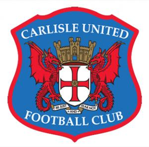 Football Team Logo for Carlisle United