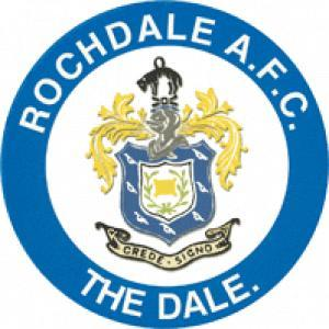 Football Team Logo for Rochdale