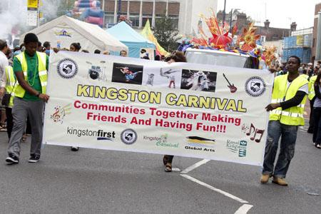 Pictures from the 2010 Kingston Carnival.