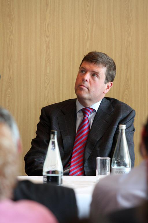 Complaints: Paul Burstow MP