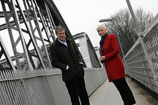 Calling all artists: North Sheen railway bridge design competition launched