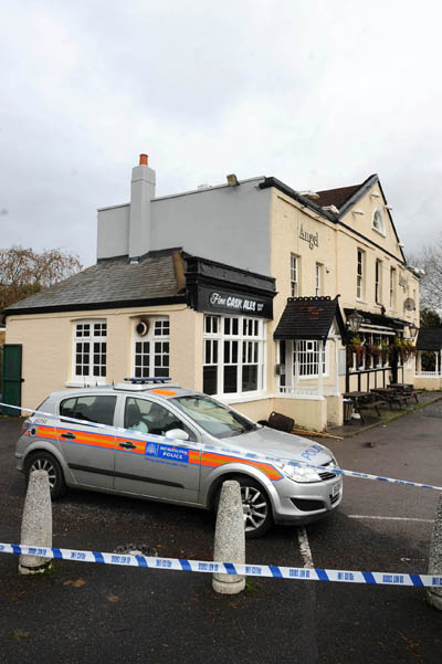 Fire pub had been bought by Tesco