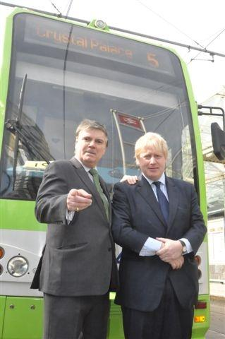 BREAKING NEWS: Boris vows to get tram extension back on track