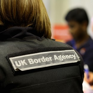 MPs accused the UK Border Agency of creating an amnesty for asylum seekers in an immigration system which is 'not fit for purpose'