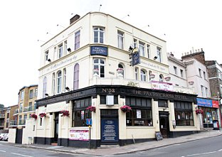 Pubspy: The Paxton Arms, Crystal Palace
