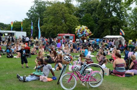 Pictures from the Streatham Big Day Out event 2011.