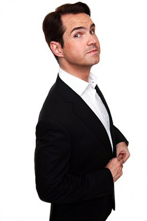 Your Local Guardian: Jimmy Carr returns to Fairfield Halls