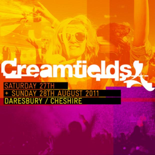 SOLD OUT: Creamfields 2011