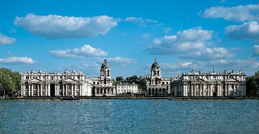 Your Local Guardian: The Old Royal Naval College