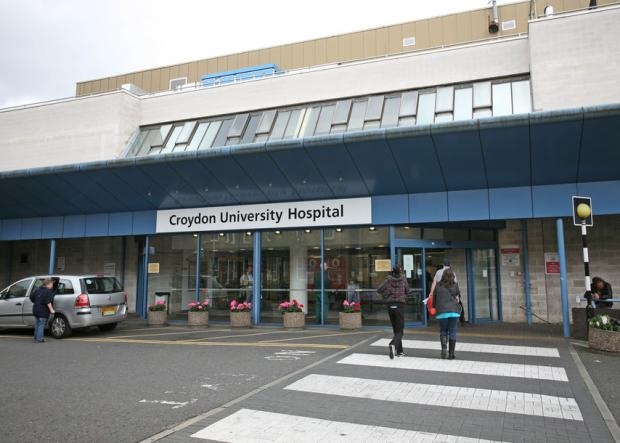 Croydon University Hospital maternity services improved after £629k refurbishment