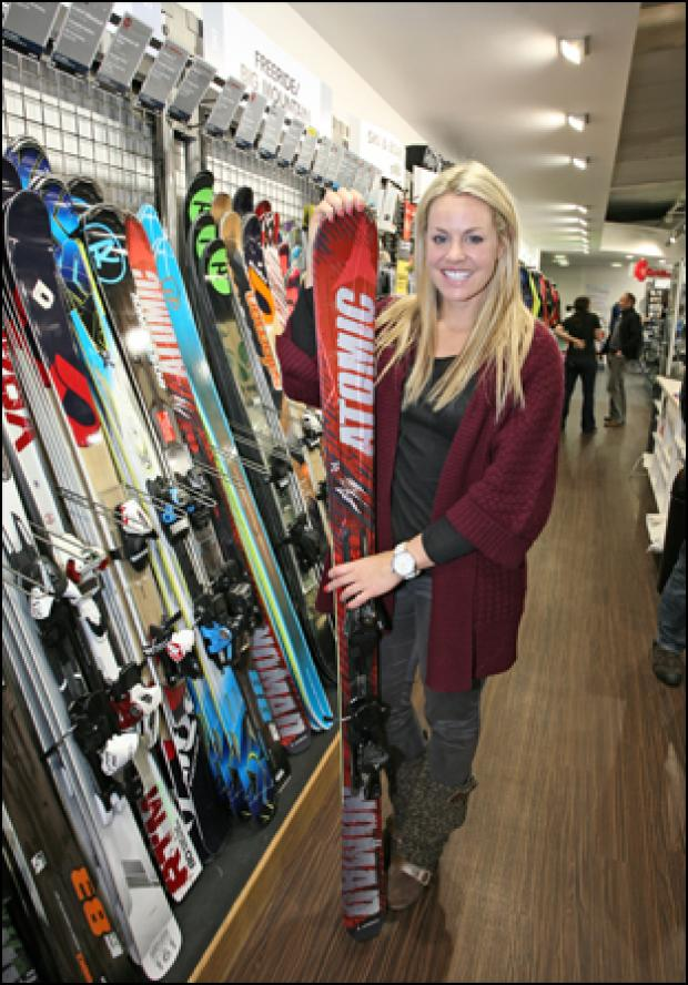 Your Local Guardian: Chemmy Alcott at the Croydon store