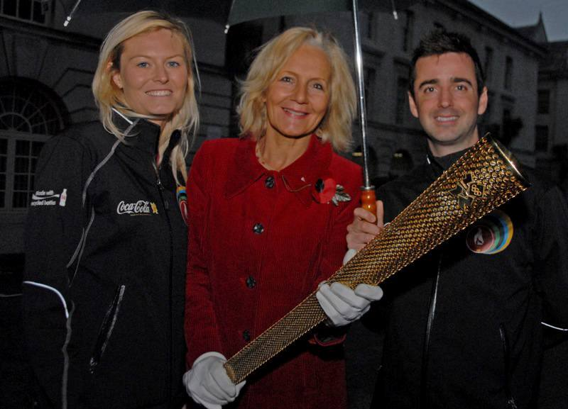 Surrey Olympic torch route revealed