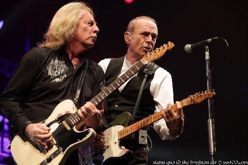 Your Local Guardian: Status Quo at the Brighton Centre credit Mike Burnell