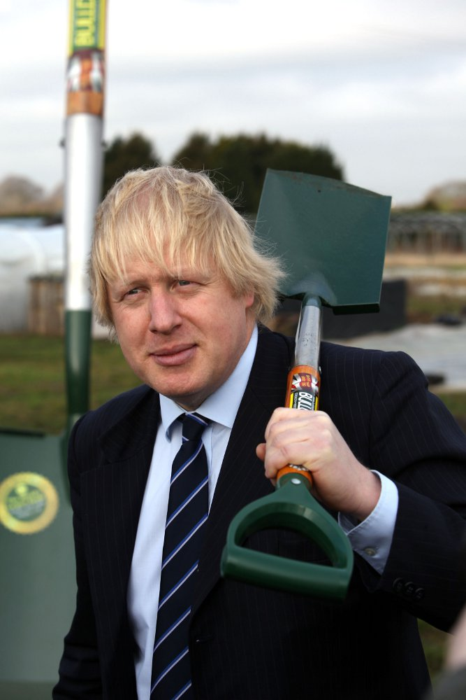 Mayor Boris Johnson reveals plans for outer London ahead of election