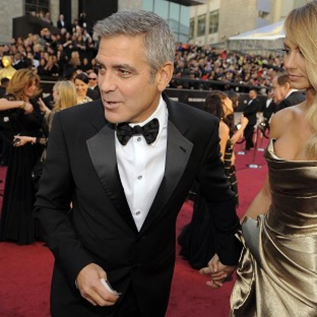 Your Local Guardian: George Clooney revealed he used to be Tony Benne