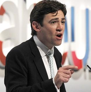 Andy Burnham has secured Commons time in a bid to increase pressure on the Government to scrap NHS reforms