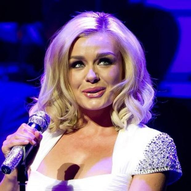 Welsh singer Katherine Jenkins is to take part in Dancing With The Stars
