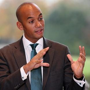 Streatham MP Chuka Umunna will say gangsters could be successful in business
