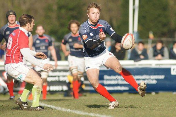 Top 10: Ollie Grove in action against London Welsh