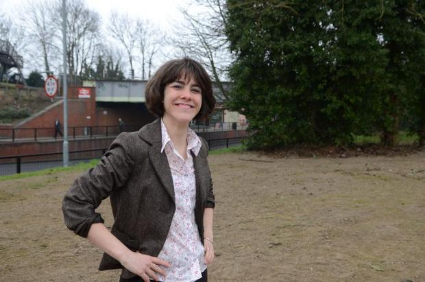 Lucy Wright, Associate Minister at Worcester Park Baptist Church