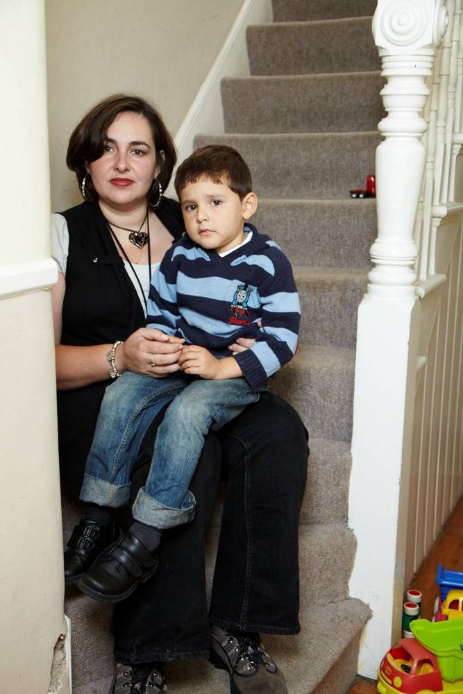 Mother in homeless campaign evicted by landlord