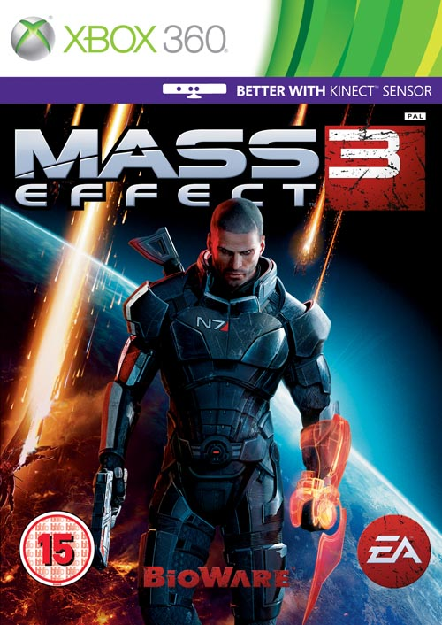 Review - Mass Effect 3  (Xbox 360 version tested)