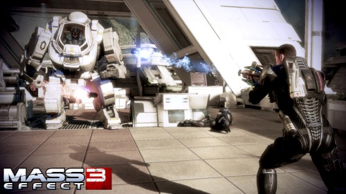 Your Local Guardian: Review - Mass Effect 3  (Xbox 360 version tested)