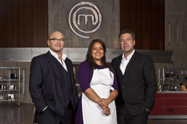 Former Tooting charity worker Shelina Permallo was crowned MasterChef champ last night