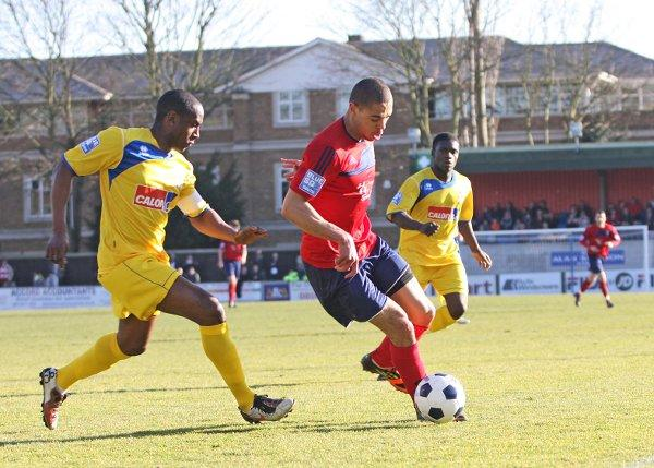Your Local Guardian: Filling the void: Hampton chairman Steve McPherson will loosen the purse strings to replace injured striker Joel Ledgister