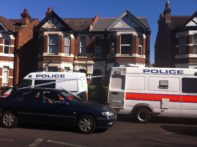 Bodies found by police at Upper Norwood home