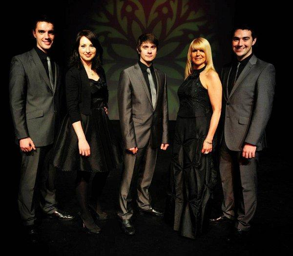 Irish classic and modern music with Celtic Dream