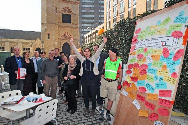 Future of Croydon's historic Old Town discussed at event
