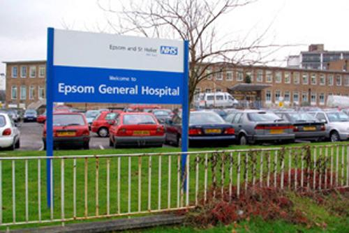 Epsom Hospital's proposed merged with Ashford and St Peter's has been called-off