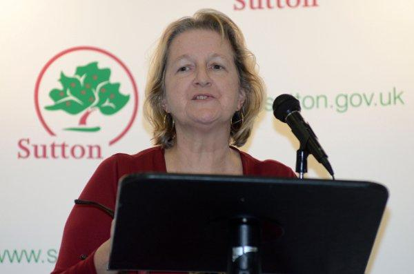 Ruth Dombey is new Sutton Council leader