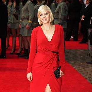 Anna Faris said she's excited about her pregnancy