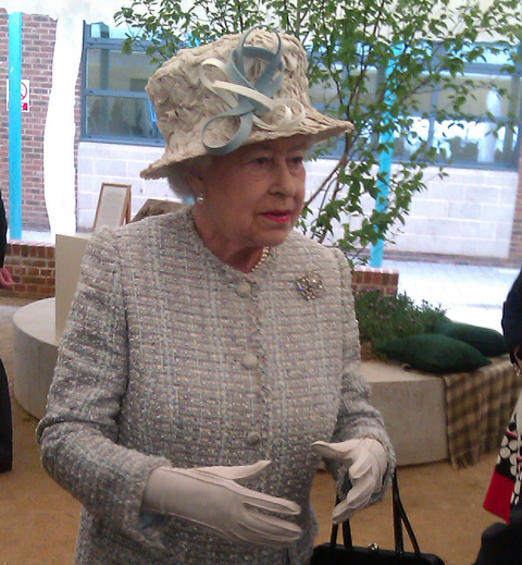 Your Local Guardian: Queen at St Mark's Academy in Mitcham