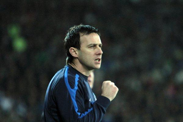 Infectious beliefs: Dougie Freedman