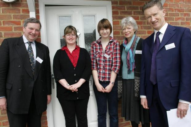 New home: Councillors with new residents