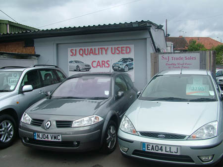 S J Quality used cars