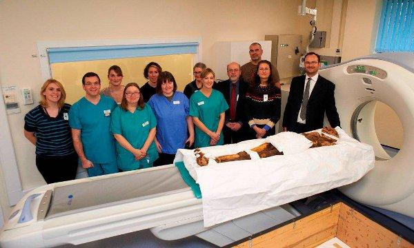 Radiologists at BMI Shirley Oaks Hospital lent their skills