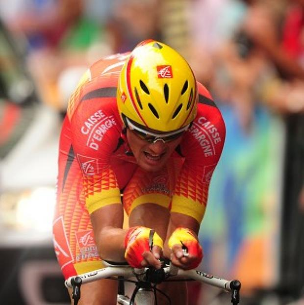 Luis-Leon Sanchez won stage 14 of the Tour de France