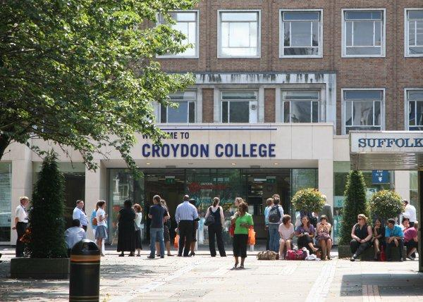Croydon College has links with the University of Sussex