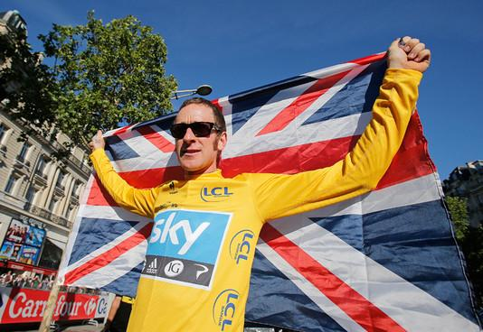Bradley Wiggins will be in the cycling road race tomorrow