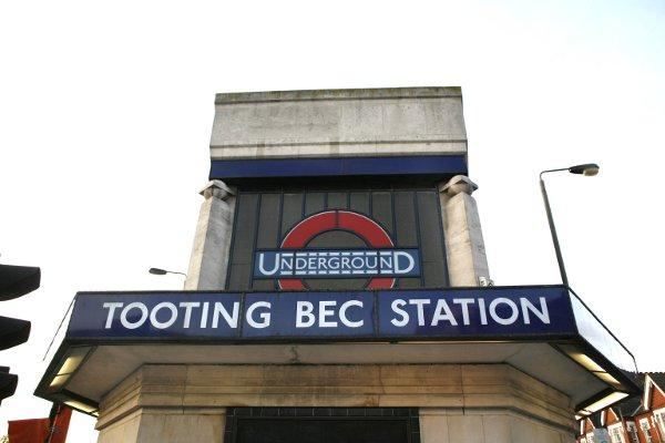 Tube stations in Wandsworth WiFi enabled