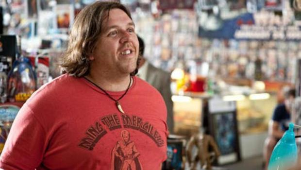 Nick Frost stars in Cuban Fury